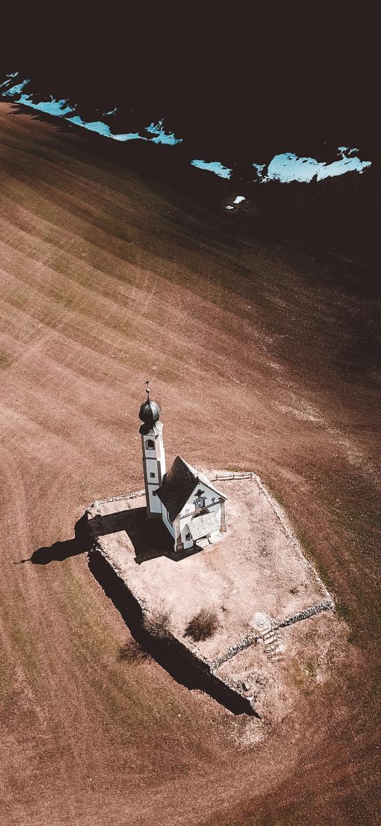 海滩 建筑 教堂 信仰