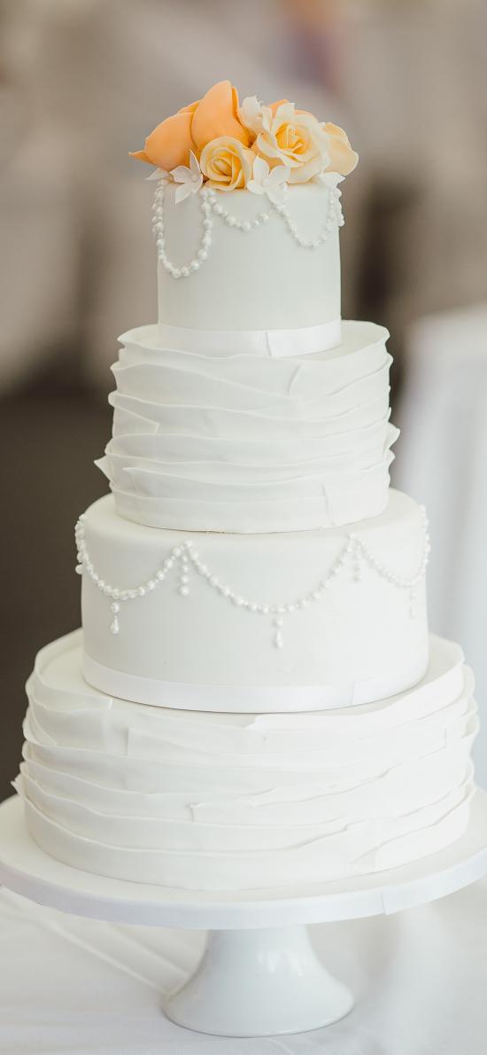 蛋糕 层叠 堆积 奶油