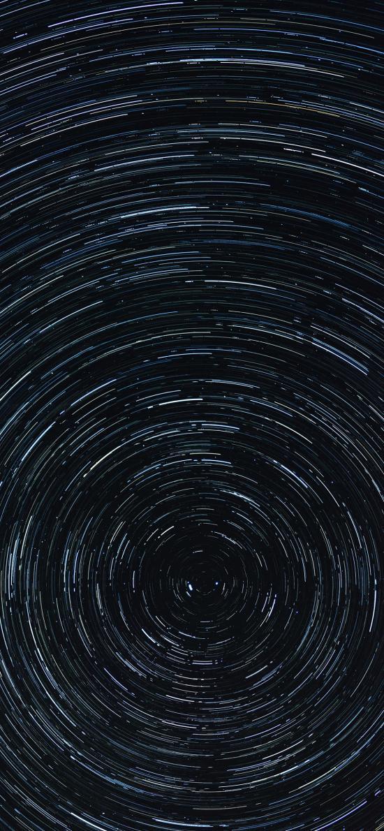 天象 光圈 螺旋