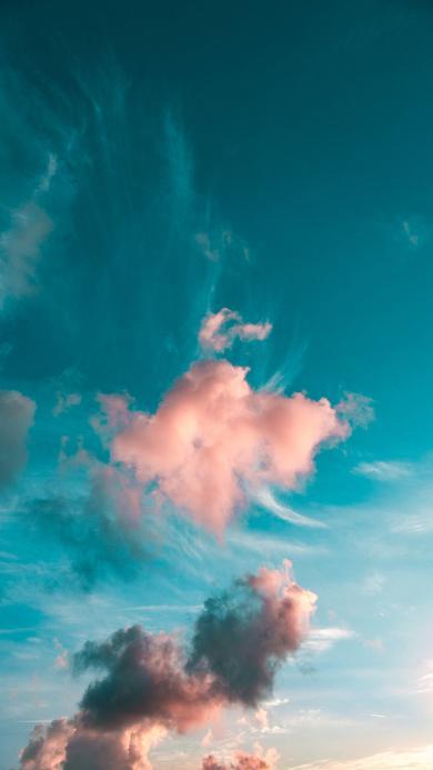 云彩 云朵 彩霞 天空