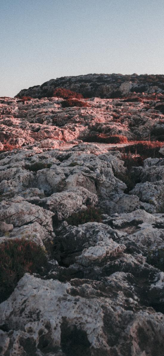 熔岩 自然 景观 荒芜