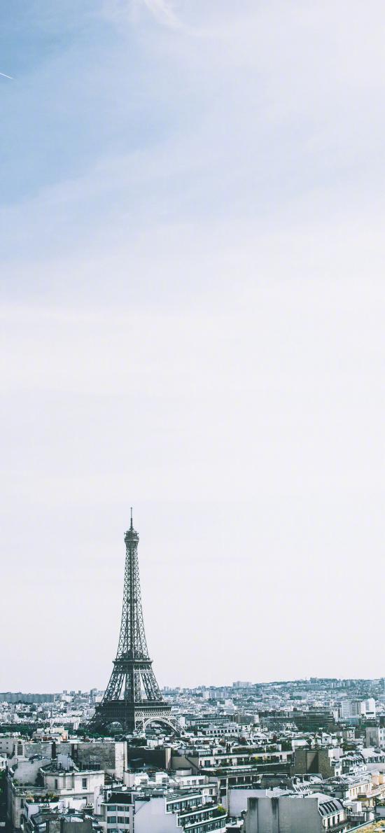 埃菲尔铁塔 法国 建筑 城市 巴黎