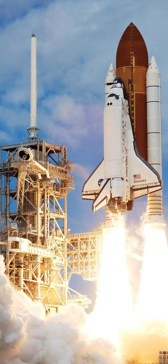 火箭 天文 发射 航空 火焰