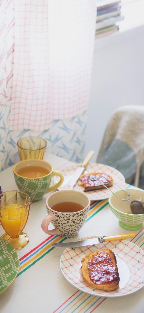 下午茶 点心 精致 杯具 文艺