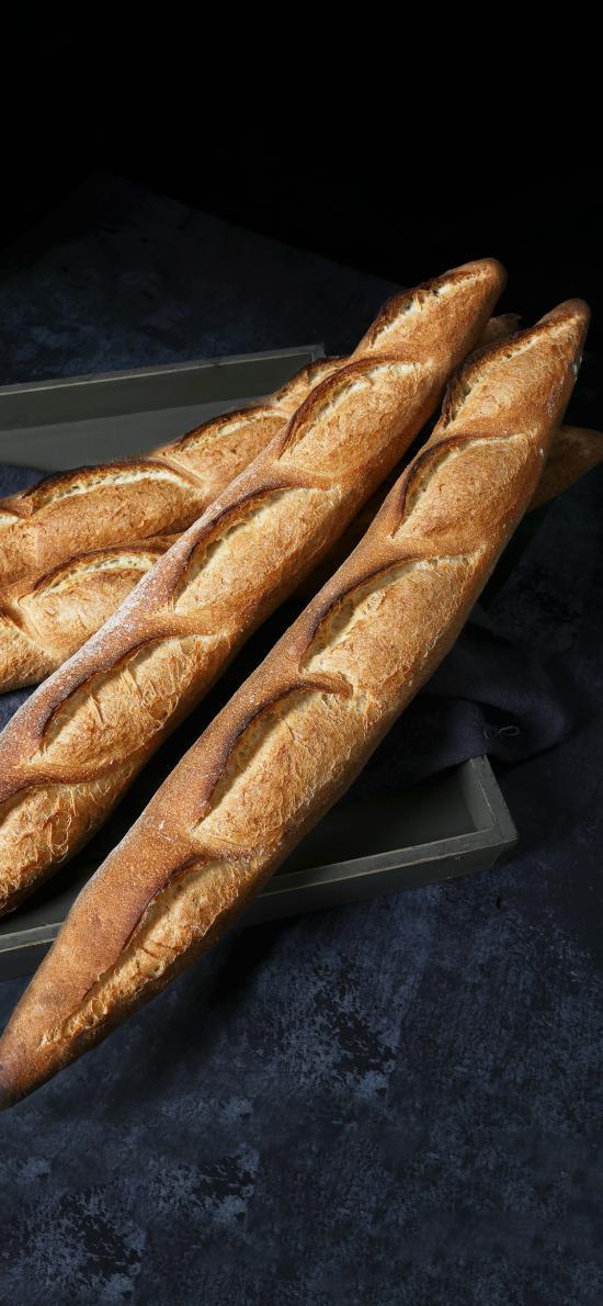 法棍 长面包 烘烤 面点