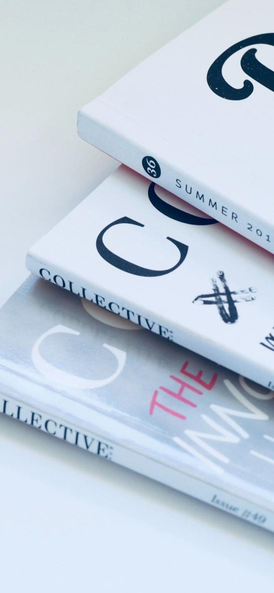 静物 杂志 书本 浏览
