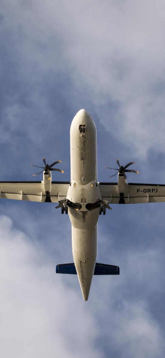 飞机 飞行 航空 天空 高空