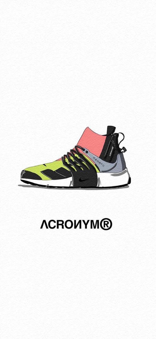 球鞋 耐克 运动鞋 品牌