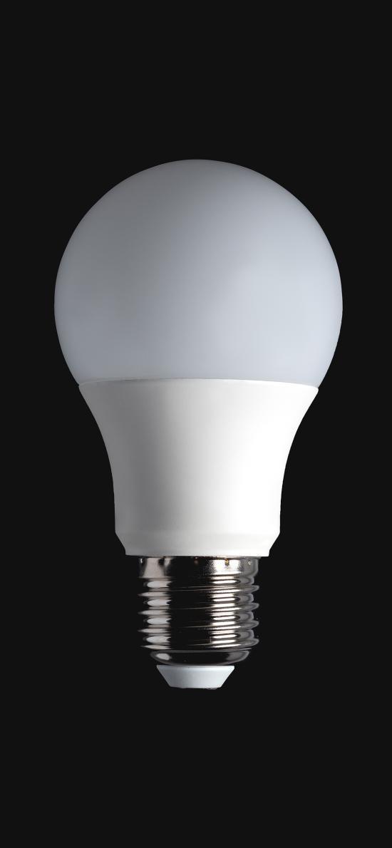灯泡 黑白 灯具