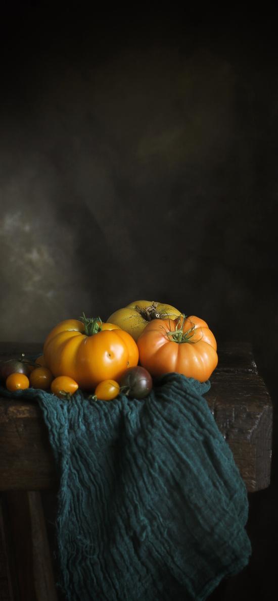 西红柿 马蹄茄 蔬果 食材