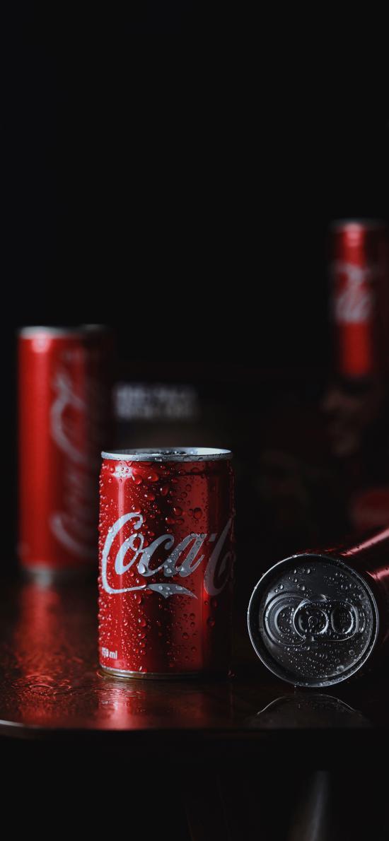饮品 碳酸饮料 可口可乐