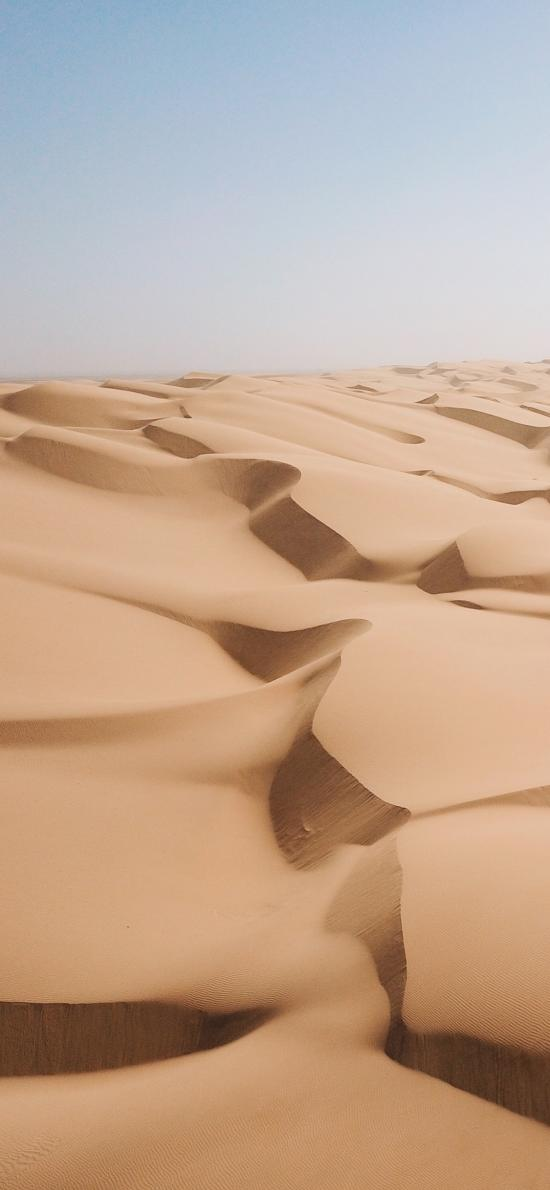 沙漠 荒漠 沙地 荒芜