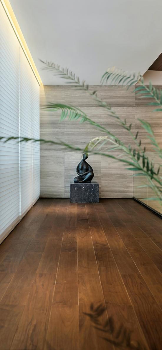 家居 装饰 石像 盆栽