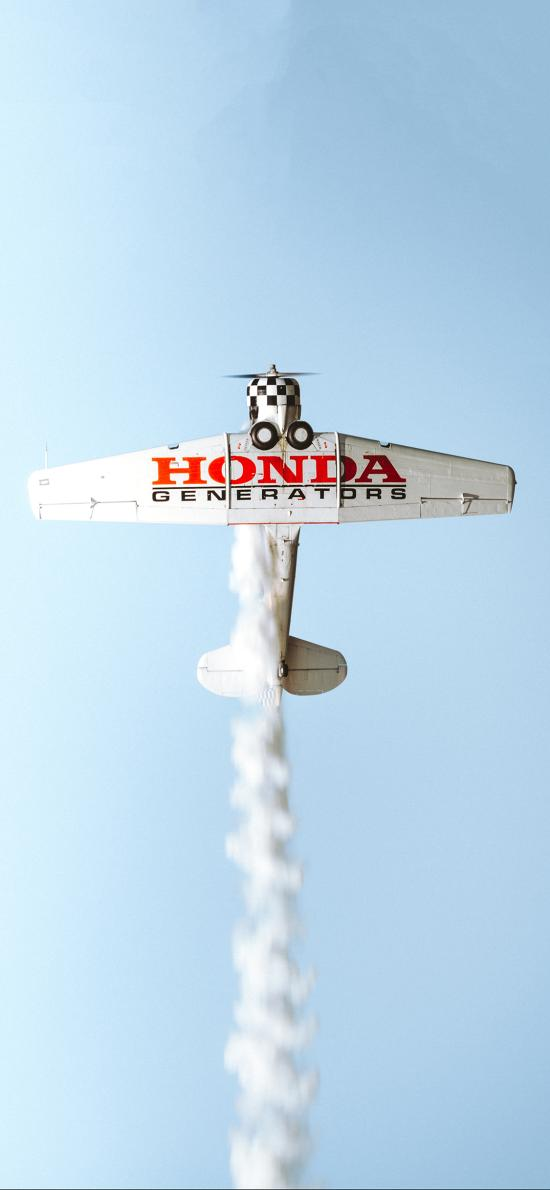 飞机 喷气式 honda 本田