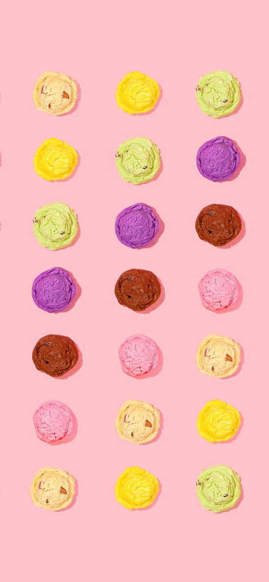 点心 色彩 排列 曲奇 饼干