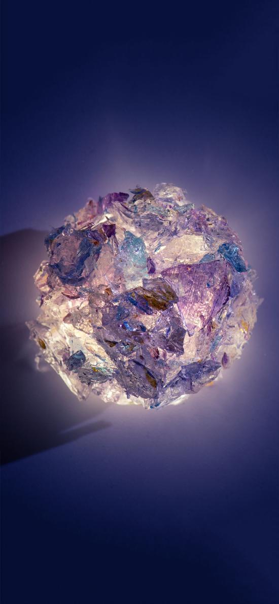 球体 行星 模拟 晶石