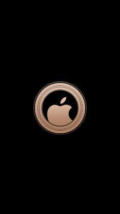 iPhone xs 苹果 logo 圆 品牌 标志