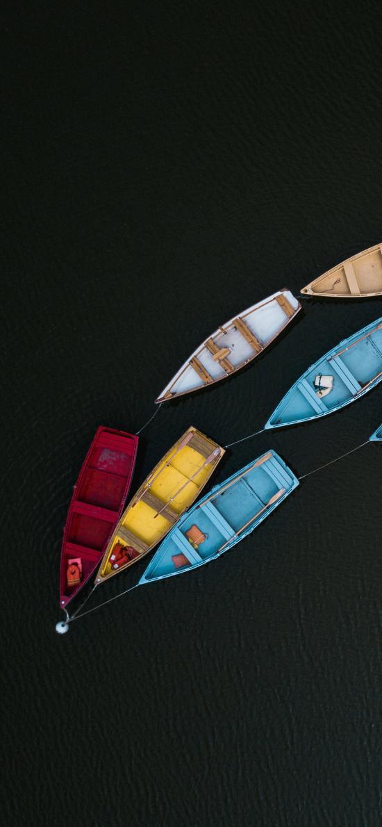 船只 色彩 油漆 排序