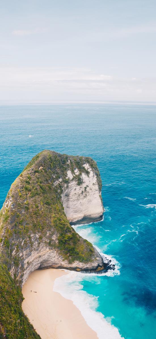 巴厘岛 景色 景观 海岸