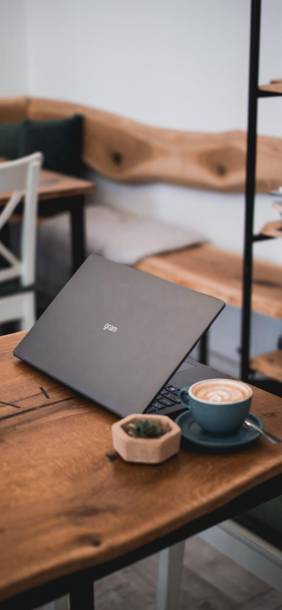 静物 咖啡 笔记本 桌面