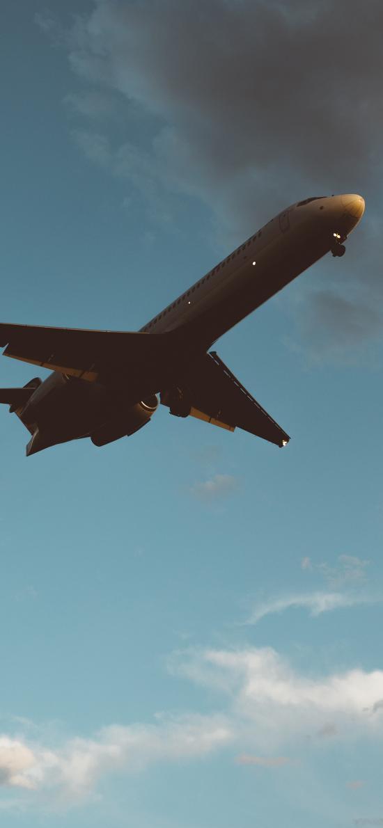 飞机 航空 客机 飞行