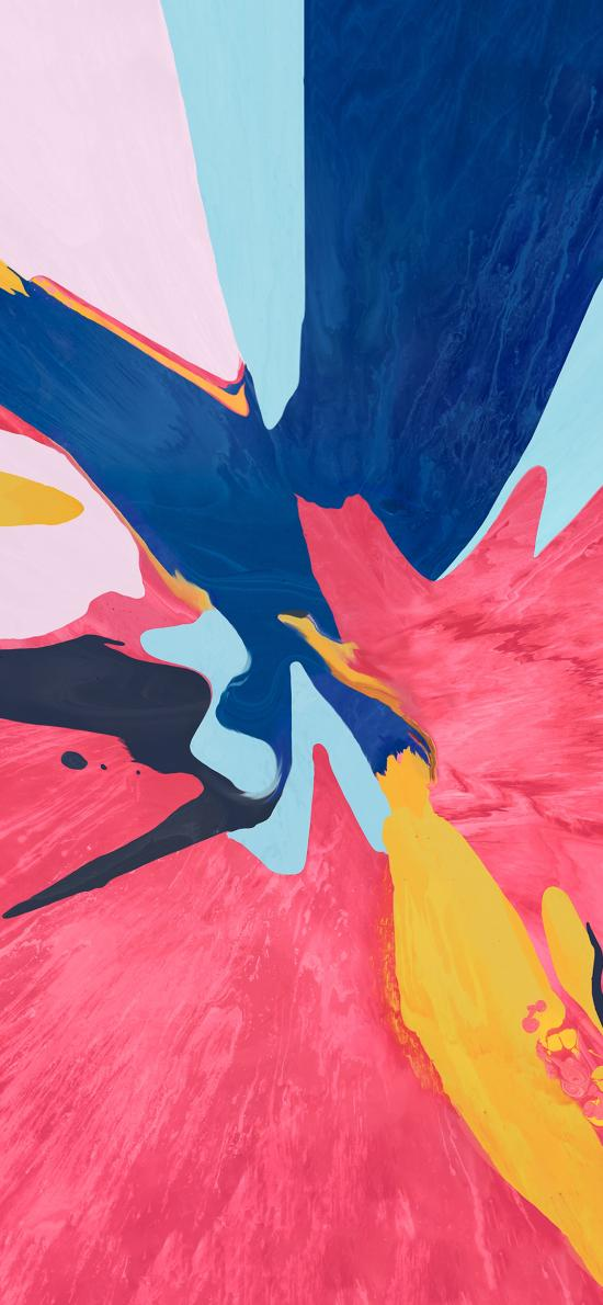 色彩 炫丽 抽象 渲染