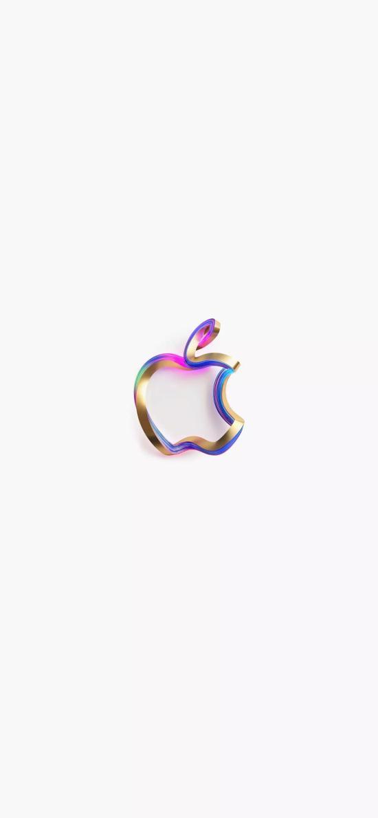苹果 logo 品牌设计 商标 标志
