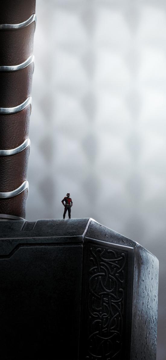 蚁人 欧美 雷神 锤子 电影 超级英雄 漫威