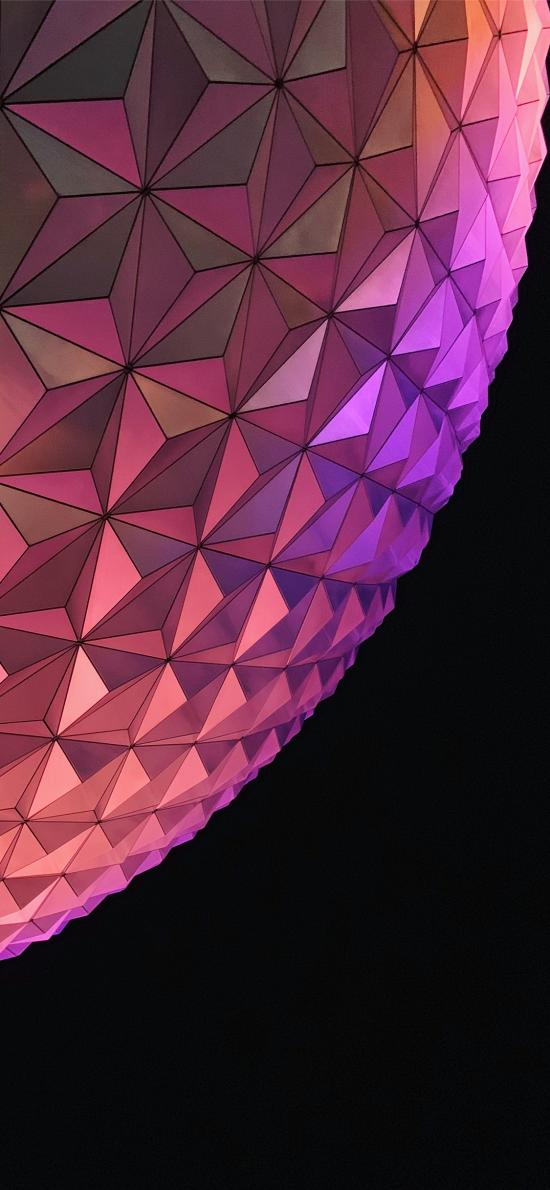 球体 立体 几何 科技