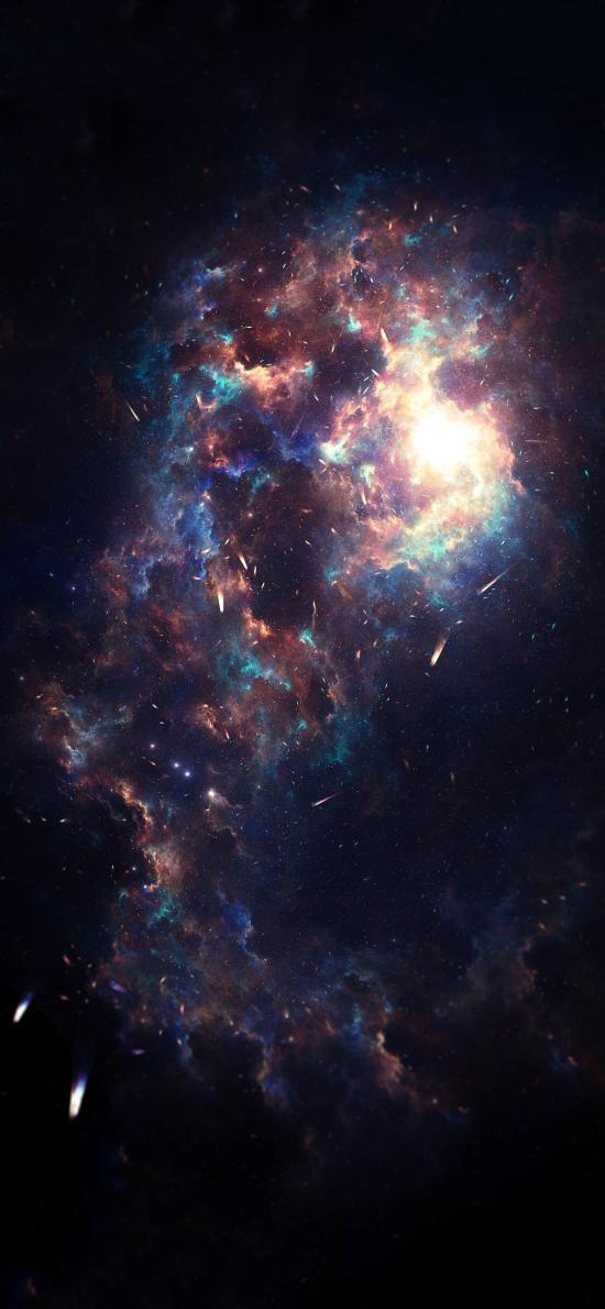 星云 宇宙 太空 神秘 星空