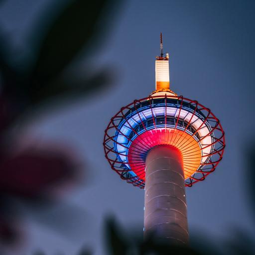 灯塔 建筑 高楼 照明