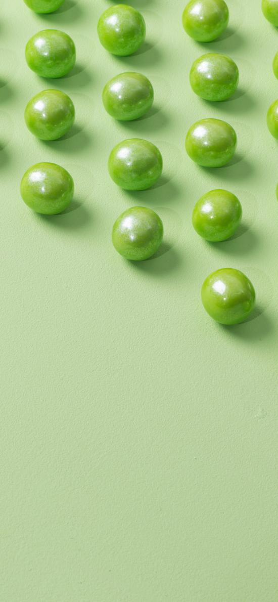 青豆 蔬菜 绿色 排列
