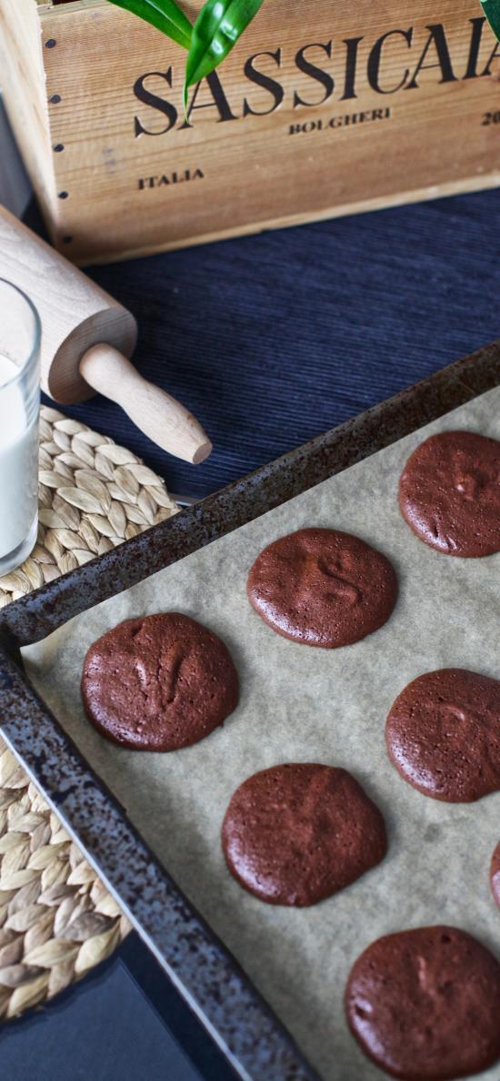 甜品 烘烤 牛奶 巧克力 糊状