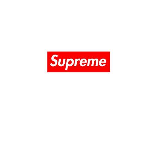 supreme 品牌 logo 潮牌