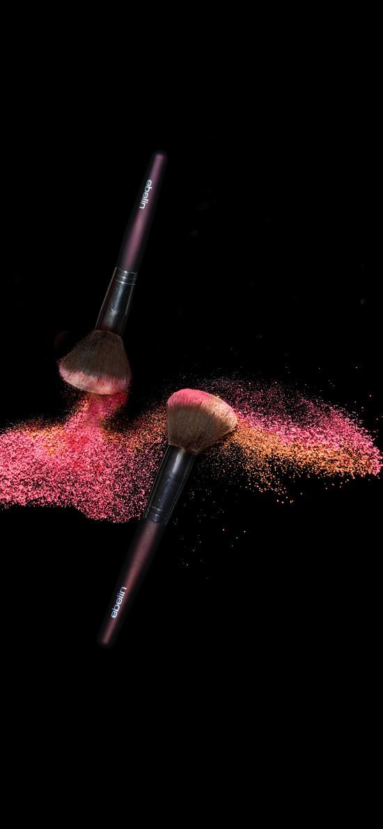 工具 化妆刷 粉末 彩妆