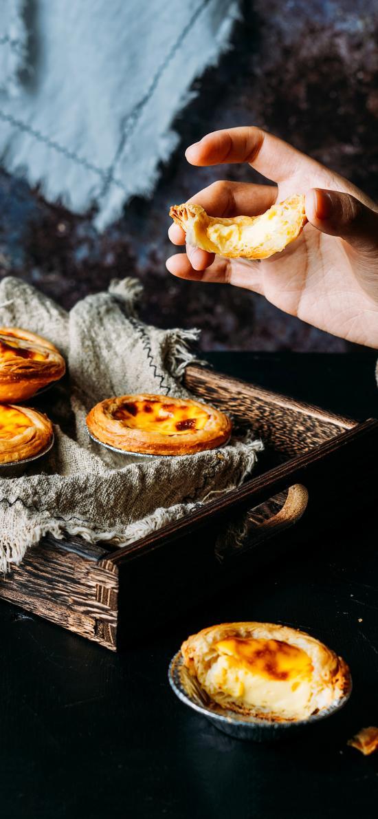 蛋挞 甜品 烘焙 点心