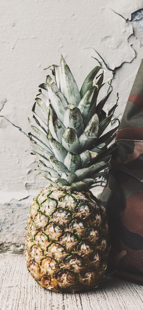 菠萝 凤梨 水果 背包