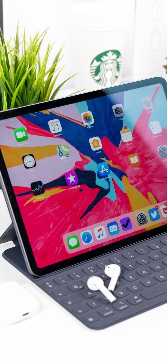 iPad Airpods 无线耳机 平板