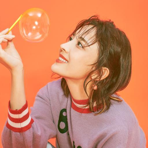 古力娜扎 演员 明星 艺人 泡泡