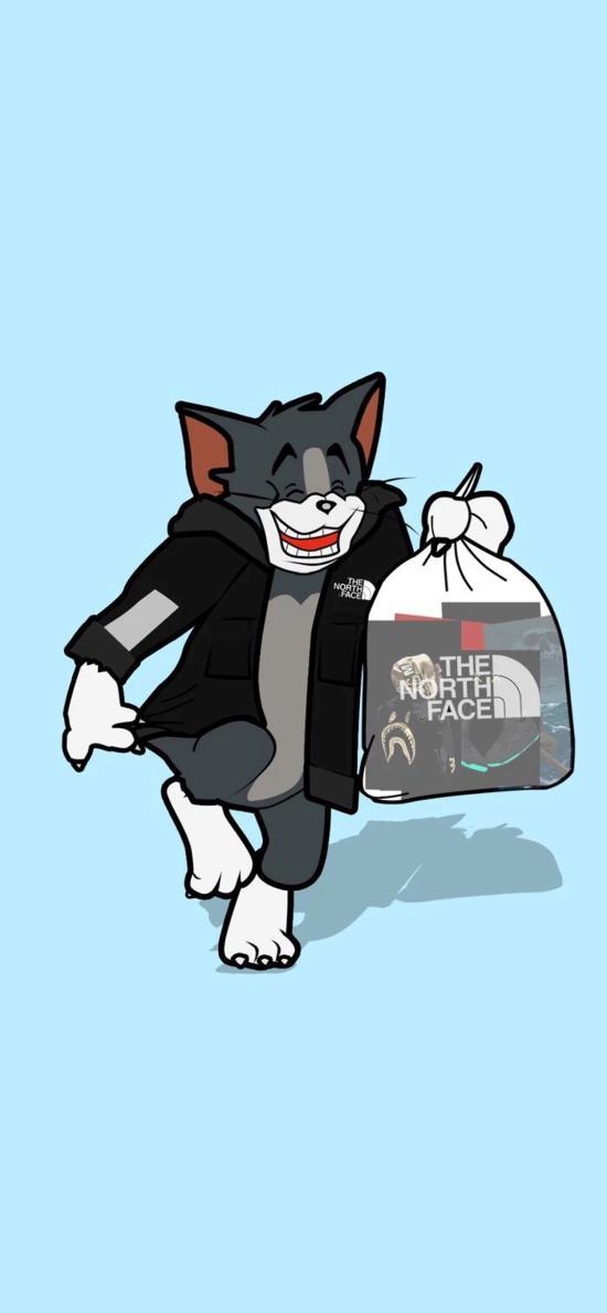 美国 动画 猫和老鼠 汤姆猫 Tom