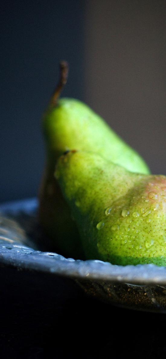 梨 新鲜 水果 香梨