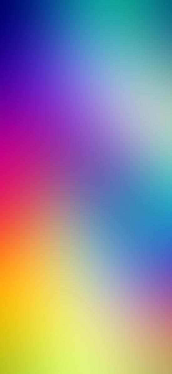 色彩 炫丽 抽象 模糊