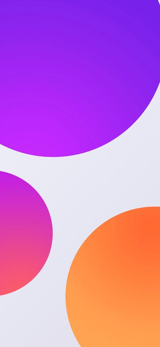 圆 几何 简约 平面