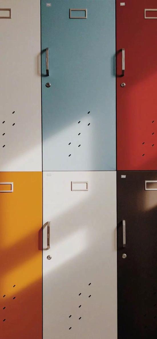 家居 储物柜 色彩 阳光