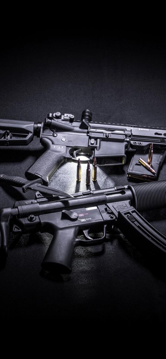 枪支 枪械 武器 刀 子弹