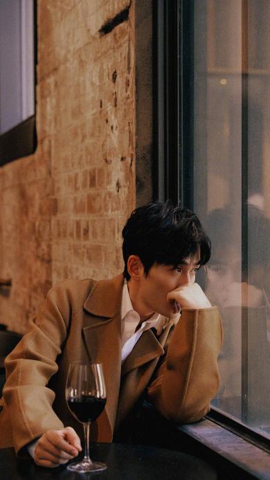 朱一龙 演员 明星 艺人 写真