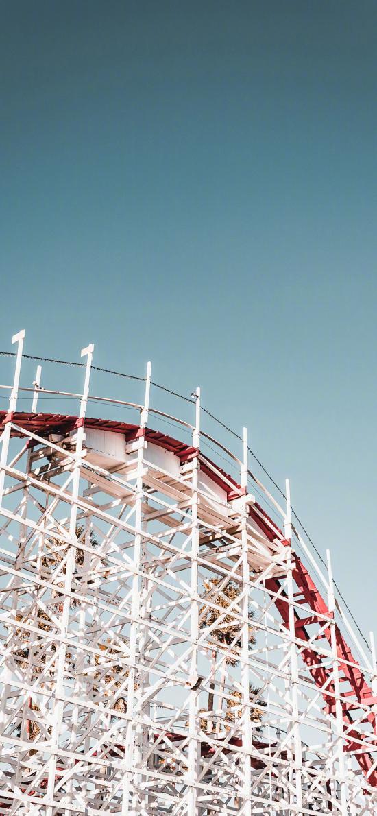 过山车 游乐园 娱乐 轨道