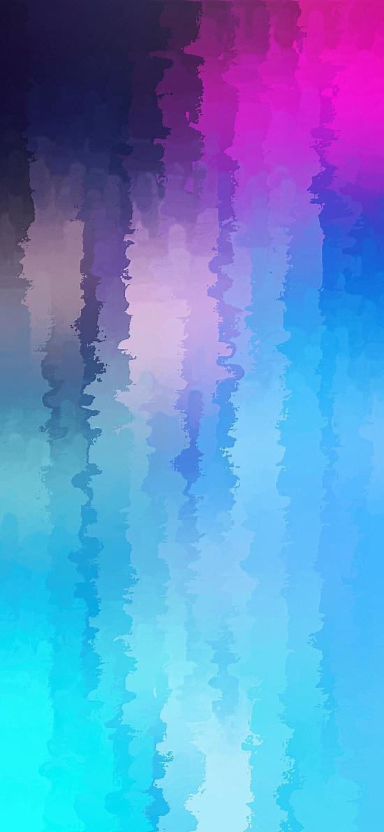 渐变 条纹 简约  色彩