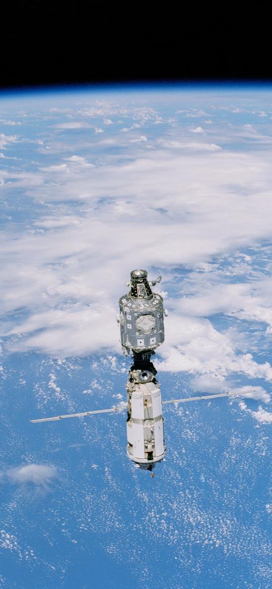 宇宙飞船 太空监测站 航空 飞行