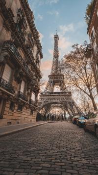地标 建筑 法国 埃菲尔铁塔